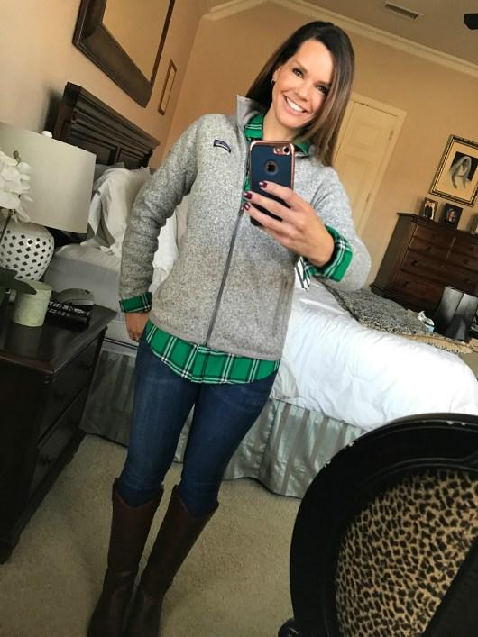 patagonia-jacket-plaid-shirt