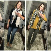 Four Fall Outfits to Try Now
