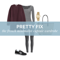 Pretty Fix:  The October List