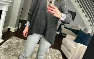 SAHMonday:  Cozy Sweater Take Two