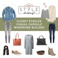 All the Closet Staples You'll Ever Need!