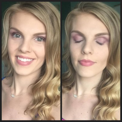 Makeup Tutorial:  How to Create a Spring Eye Look