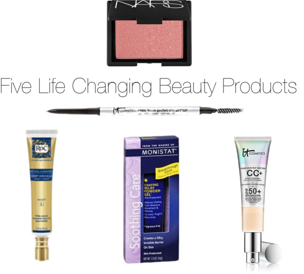 Five Beauty Products that Changed My Life