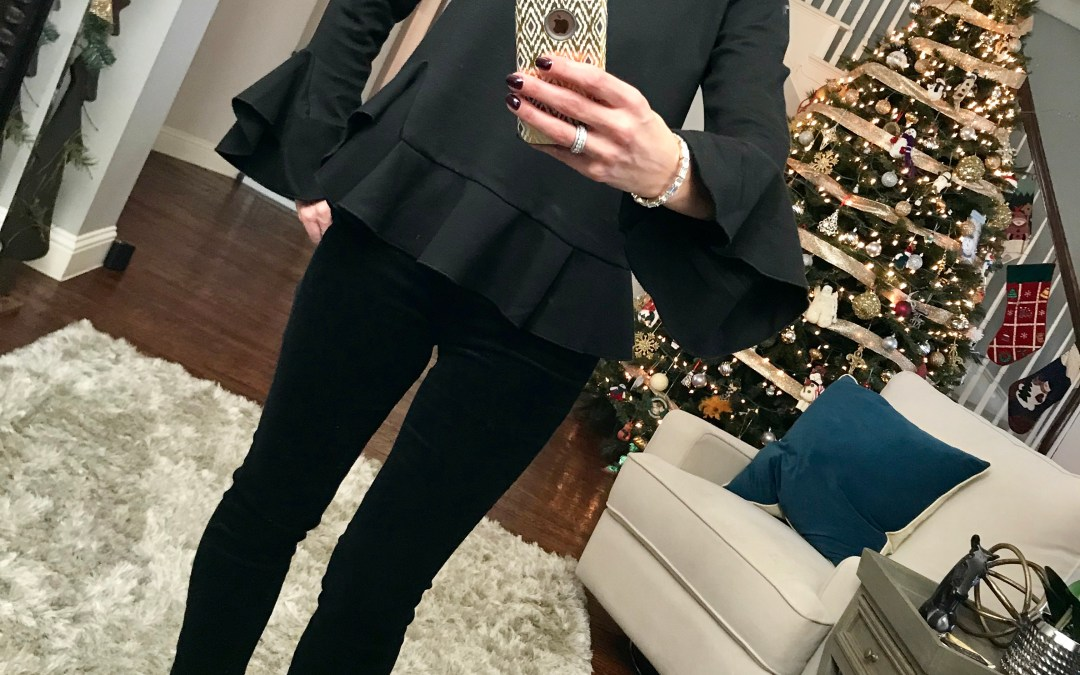 Easy New Year's Eve Outfits from Your Closet