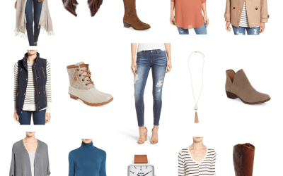 15 Nordstrom Fall Sale Must Have's + How to Wear Them