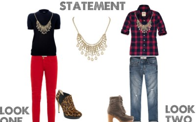 Ask Alison | Style My Statement Necklace