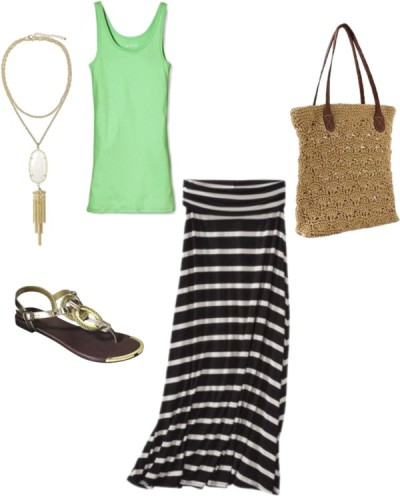 Five Days of Summer Outfits