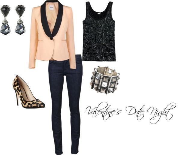 Payday Pretty | Date Night Dressing