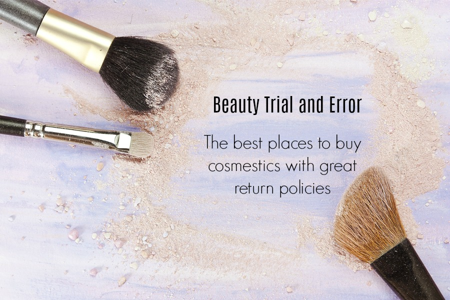 Beauty Trial and Error – Returns Made Easy