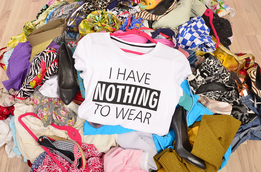Your Clothing Budget:  When to Spend, When to Save