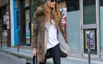 The Next Thing You Need | Faux Fur Coat