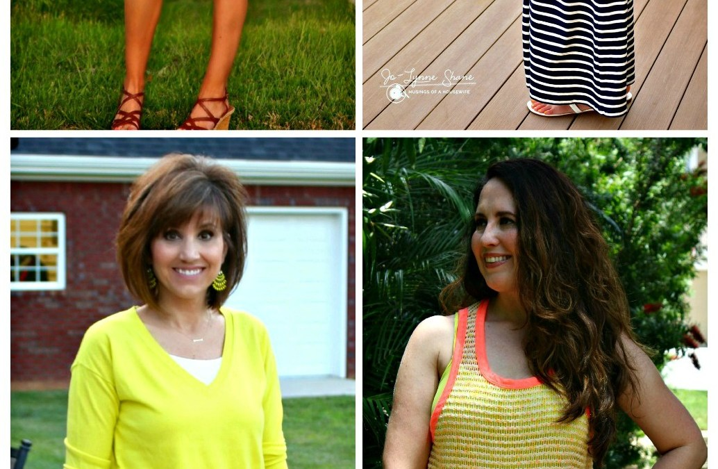 Style Collaboration | Three Ways to Wear Neon