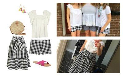 One Summer Outfit Styled Five Ways