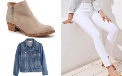 Three Closet Staples to Invest in this Spring