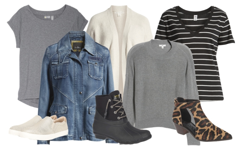Stock Up on These Closet Staples from the Nordstrom Anniversary Sale