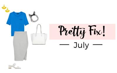 Pretty Fix: The July List