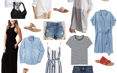 Greece Vacation Packing List: What to Wear in Athens, Mykonos and Santorini