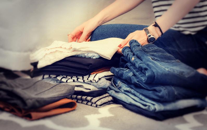 Closet Tour – My Closet Cleanout