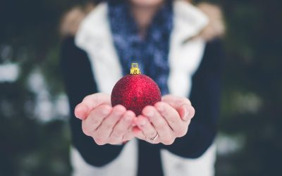 Last Minute Christmas Look Using Closet Staples