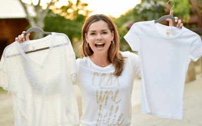 Top Rated White Tees