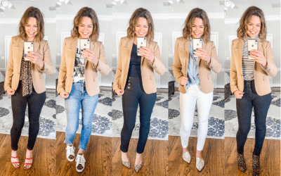 Five Ways to Wear It – The Blazer