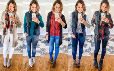 Five Winter Outfit Formulas® 2020