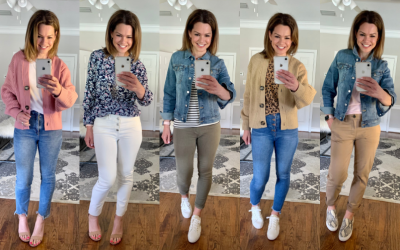 Five Days of Spring Outfit Formulas®