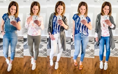 Five Ways to Wear It – Tie-Dye