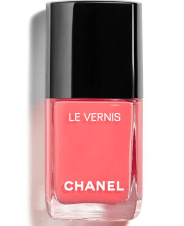 CHANEL LE VERNIS LONGWEAR NAIL COLOUR CORALIUM, Spring and Summer 2021 Nail Trends and Colors