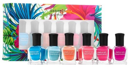 Deborah Lippmann Welcome to Paradise Nail Set, 2021 Nail Trends
