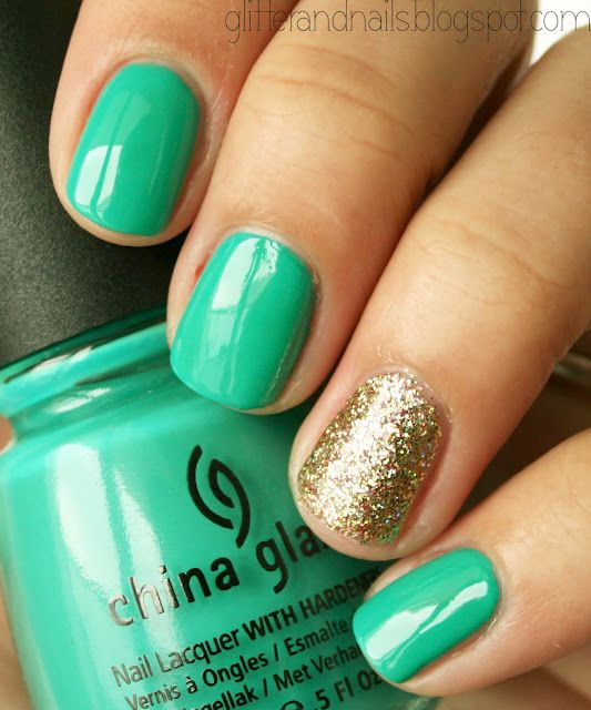 CHINA GLAZE FOUR LEAF CLOVER & COLOR CLUB GINGERBREAD, Spring and Summer 2021 Nail Trends and Colors
