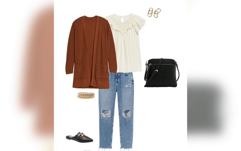 STYLE YOUR BUDGET – Outfit Formulas® Fall 2021 Capsule Wardrobe