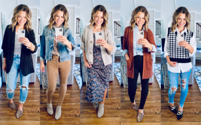 Five Fabulous Outfit Formulas® for Fall