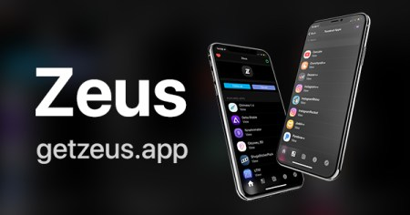 Zeus - The Ultimate Free Signature Service for iOS