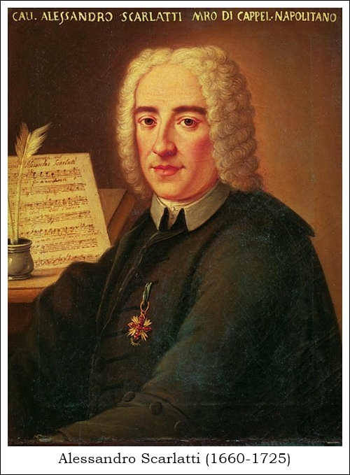 Alessandro Scarlatti – Passion selon Saint Jean