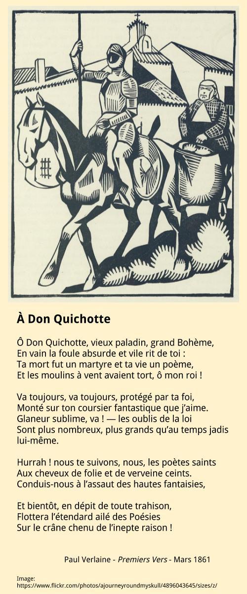 À Don Quichotte