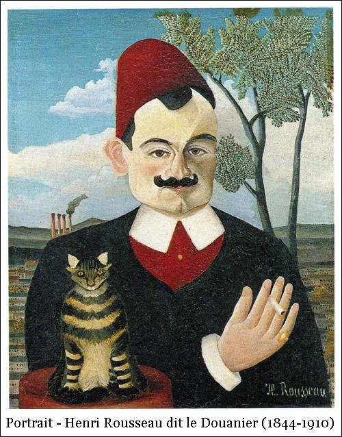 Rousseau le Douanier