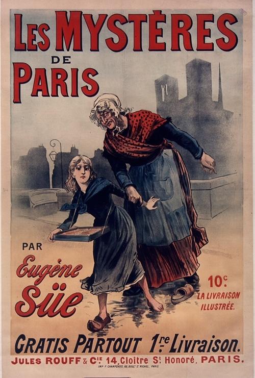 Eugène Süe – Les Mystères de Paris