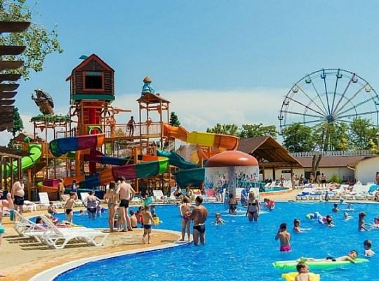 коблево аквапарк