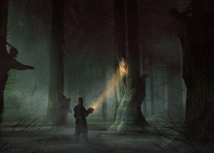 La Luz Contiene los Ataques de Brujería