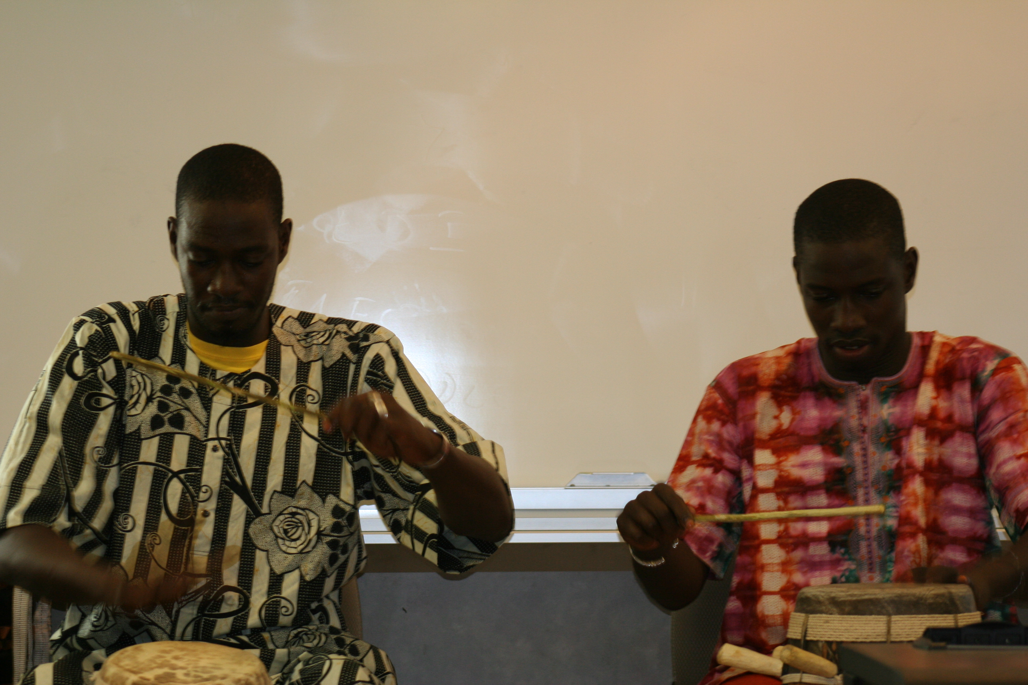 Moustapha and Aziz Faye