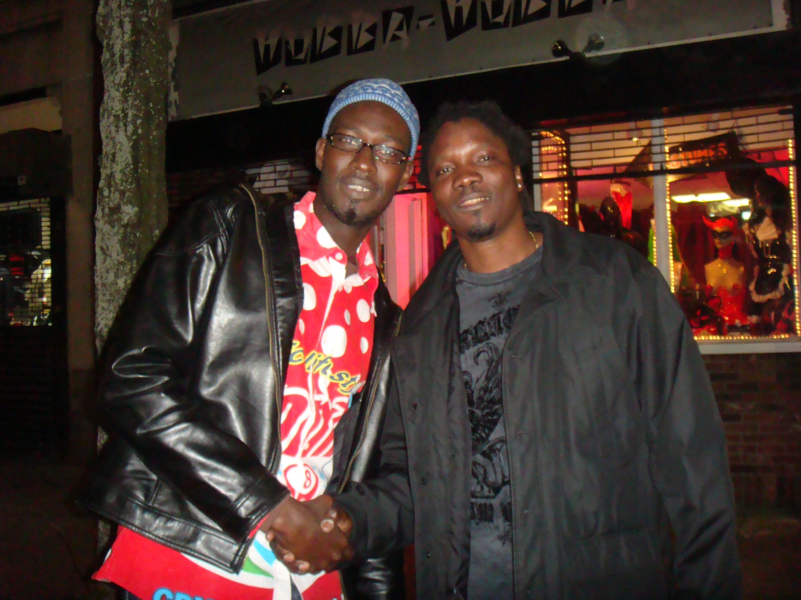 Moustapha and Lamine Toure.
