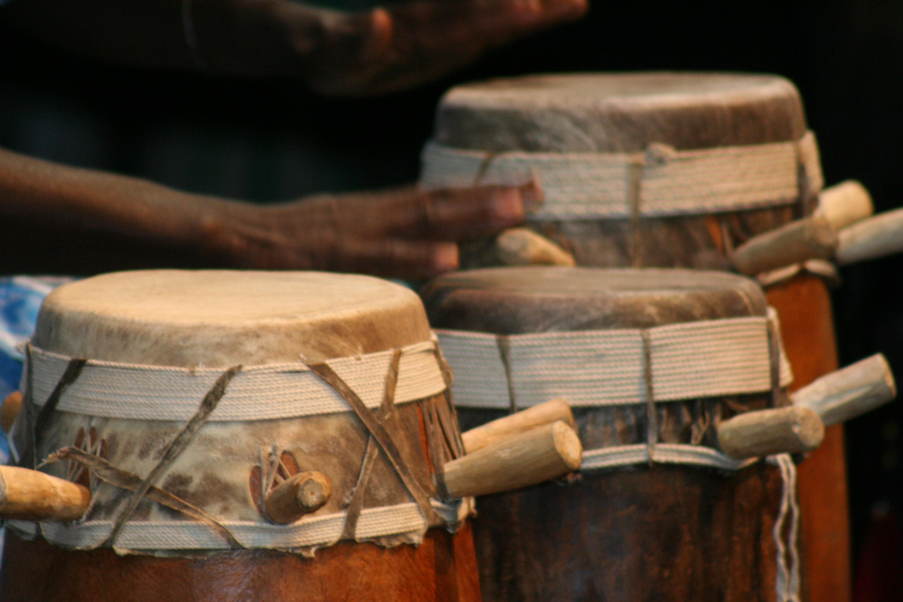 Sabar Drums.