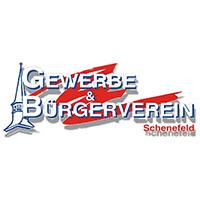 Logo Gewerbe und Buergerverein Schenefeld