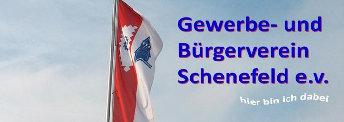 Titel Gewerbe- und Buergerverein Schenefeld.de