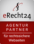 eRecht24 Partner Siegel für sgoweb
