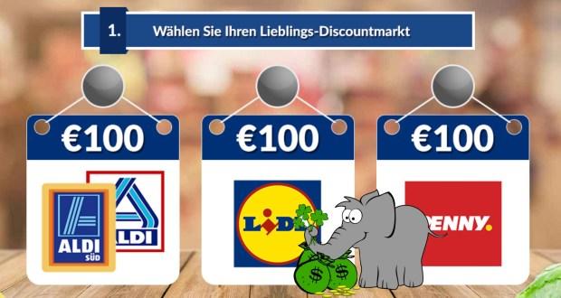 Einkaufsgutscheine neu Gewinnofant Vorschau