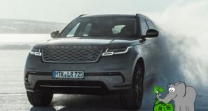 Land Rover Probefahrt Vorschau