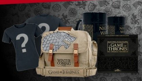 Fanpaket von Game of Thrones Galerie