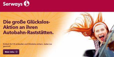 Deutschlandcard 3 Gewinnt Verlosung